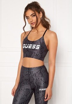 Guess Active Bra L Support Animal GBAMl Bubbleroom.se