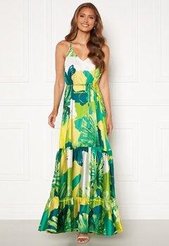 Guess Angelica Dress P87E Summar Camou C Bubbleroom.se