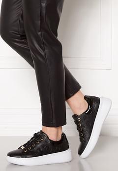 Guess Bradley Sneakers Black Bubbleroom.se