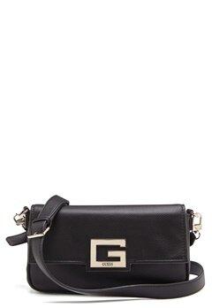 Guess Brightside Shoulder Bag Black Bubbleroom.se