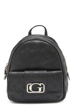 Guess Emilia Small Backpack Black Bubbleroom.se