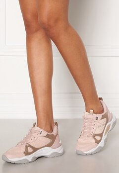 Guess Flaus Sneakers Pink Bubbleroom.se