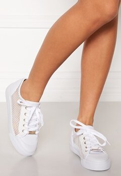 Guess Gitney 4 Sneakers White Bubbleroom.se
