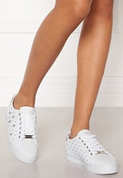 Guess Gladiss Sneakers White Bubbleroom.se
