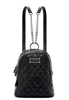Guess Lola Backpack Black Bubbleroom.se
