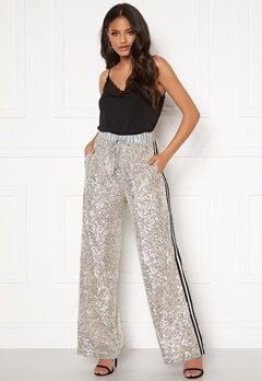 Guess Skylar Trousers FC96 Black Sequins C Bubbleroom.se
