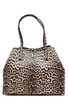 Guess Vikky Large Tote Leopard Bubbleroom.se