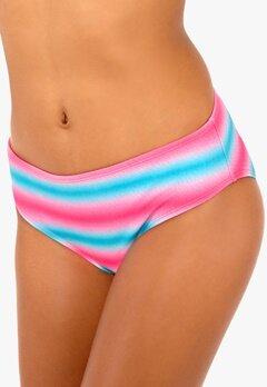 BEACHWAVE Bikinitrosa Turkos/Neonrosa Bubbleroom.se
