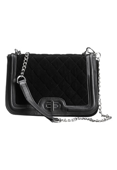 Pieces Hallo Cross Body Bag Black Bubbleroom.se