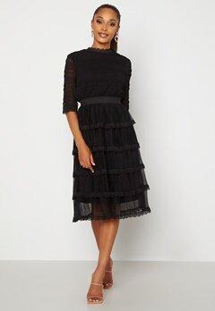 Happy Holly Agnes Lace Dress Black bubbleroom.se