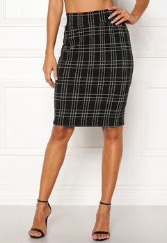 Happy Holly Alexandra skirt Checked Bubbleroom.se