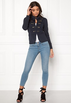 Happy Holly Anabelle jacket Dark navy Bubbleroom.fi