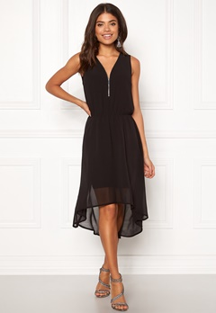Happy Holly Annie dress Black Bubbleroom.se