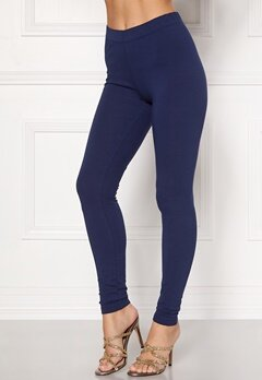 Happy Holly Beata Leggings Navy / Black Bubbleroom.eu