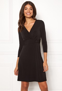 Happy Holly Becca dress Black Bubbleroom.se