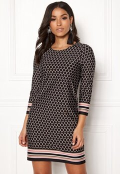 Happy Holly Blenda dress Patterned Bubbleroom.se