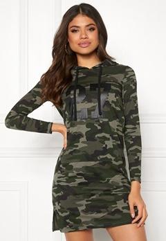 Happy Holly Camila tricot hood Camouflage Bubbleroom.se