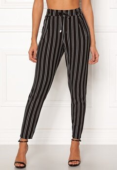 Happy Holly Cleo Trousers Striped Bubbleroom.se