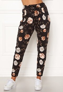 Happy Holly Cleo Trousers Floral Bubbleroom.se