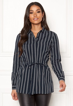 Happy Holly Corinne shirt tunic Striped Bubbleroom.se