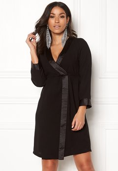 Happy Holly Dakota dress Black Bubbleroom.se