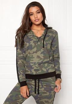 Happy Holly Dana Sweatshirt Camouflage / Black Bubbleroom.eu