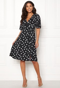 Happy Holly Diana dress Dotted Bubbleroom.se