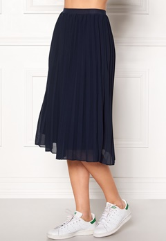 Happy Holly Diana skirt Dark navy Bubbleroom.se