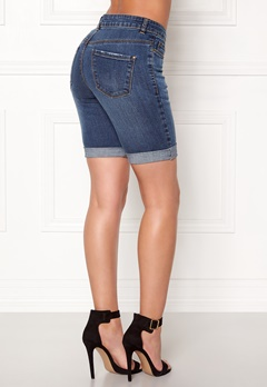 Happy Holly Elly jeans shorts Medium denim Bubbleroom.se