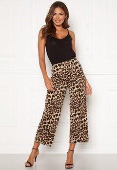 Happy Holly Embla pants Leopard Bubbleroom.se