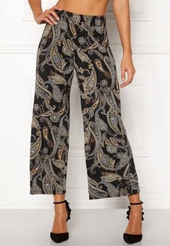 Happy Holly Embla tricot pants Patterned / Paisley Bubbleroom.se