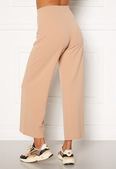 Happy Holly Estelle kimono pants Beige Bubbleroom.se