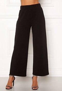 Happy Holly Estelle kimono pants Black Bubbleroom.se