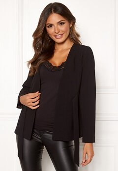 Happy Holly Florence jacket Black Bubbleroom.se
