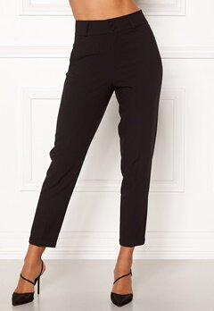Happy Holly Florence trousers Black Bubbleroom.se