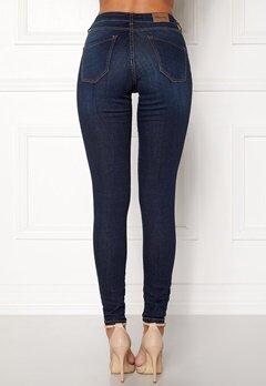 Happy Holly Francis jeans Dark denim Bubbleroom.se