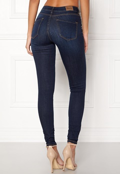 Happy Holly Francis jeans Dark denim Bubbleroom.se