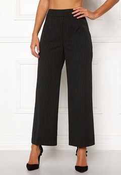Happy Holly Gabriella wide pants Striped Bubbleroom.se
