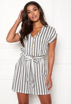 Happy Holly Gisela playsuit Striped Bubbleroom.se