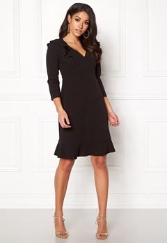 Happy Holly Grace dress Black Bubbleroom.se