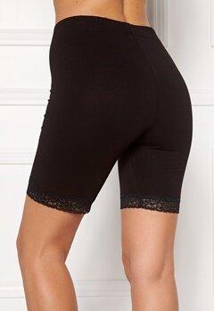 Happy Holly Greta Bike shorts Black Bubbleroom.fi