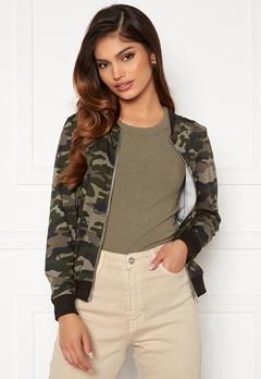 Happy Holly Hanna bomber jacket Camouflage Bubbleroom.se