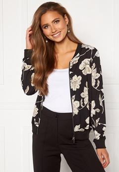 Happy Holly Hanna bomber jacket Floral Bubbleroom.se