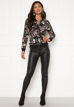 Happy Holly Hanna jacket Black / Patterned Bubbleroom.se