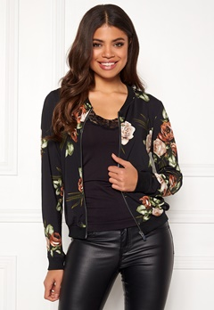 Happy Holly Hanna jacket Patterned Bubbleroom.se