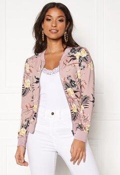 Happy Holly Hanna jacket Dusty pink / Patterned Bubbleroom.se