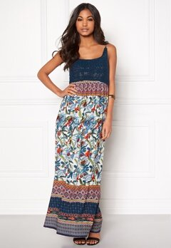 Happy Holly Isabelle Maxi dress Patterned Bubbleroom.eu