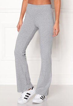Happy Holly Cilla Jazzpants Grey melange / Black Bubbleroom.eu