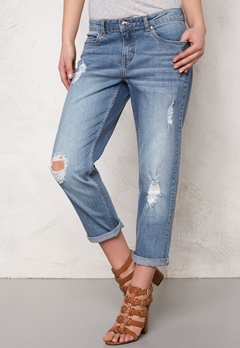 Happy Holly Malin Jeans Lysdenim Bubbleroom.no