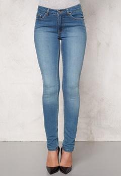 Happy Holly Jeans Mediumdenim Bubbleroom.no